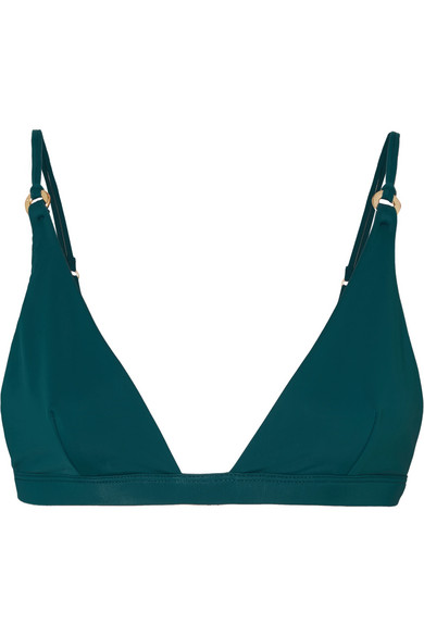 FELLA Jay Gatsby triangle bikini top
