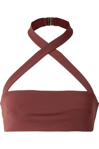 FELLA Roy halterneck bikini top