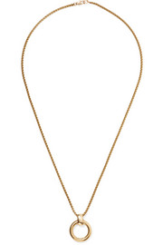 Cambia gold-tone necklace