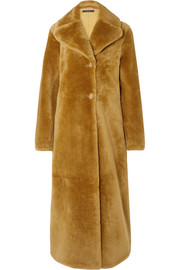 Cortille shearling coat