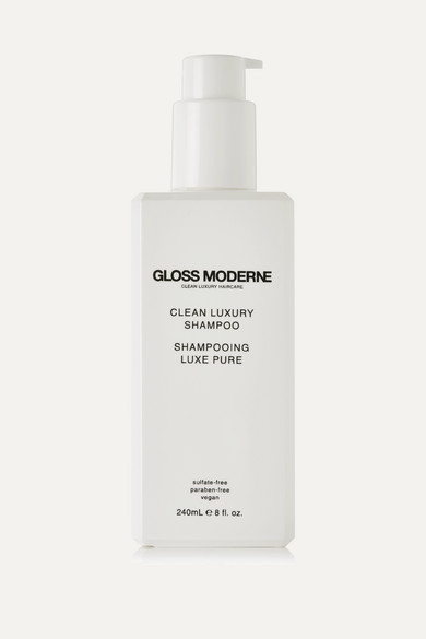 GLOSS MODERNE Clean Luxury Shampoo, 240Ml - Colorless