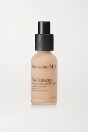 No Makeup Foundation SPF30 - Fair, 30ml