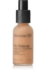 Perricone MD No Makeup Foundation SPF30 - Tan, 30ml