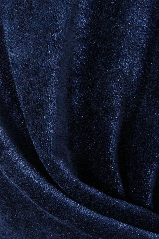 Baserange Humero modal-blend velour bodysuit