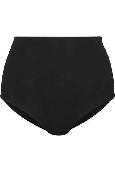 TM Rio - Culotte De Bikini à Rayures Milagres - Noir Choix De La Vente ensoleillement A2O2WfEJpA