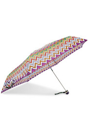 Missoni Supermini printed shell umbrella