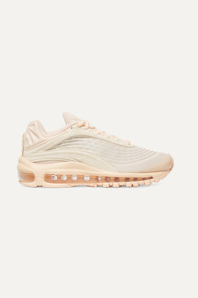 Nike Sneakers Nike Air Max Deluxe corduroy and leather sneakers