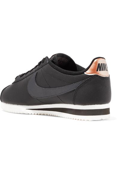 Nike | Baskets en cuir texturé Classic Cortez | NET A PORTER.COM