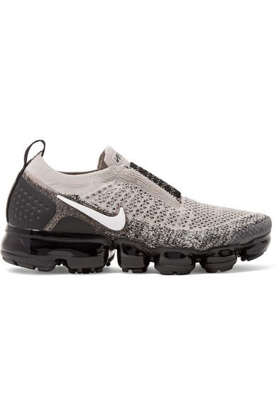 Women'S Air Vapormax Flyknit Moc 2 Running Shoes, Brown in Lilac
