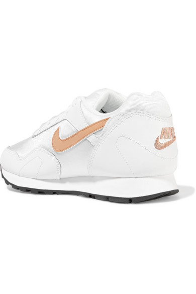 NIKE Sneakers Outburst leather and mesh sneakers