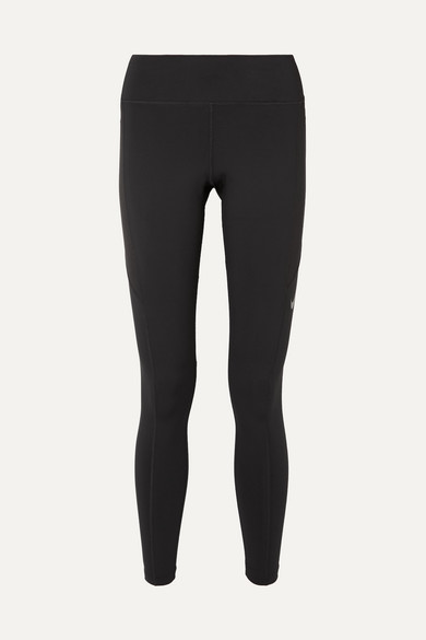1ab779ff94f3f6 Nike | Power Pocket Lux mesh-panelled Dri-FIT stretch leggings | NET ...