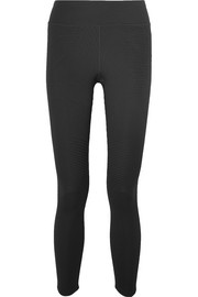 Power Epic Lux ribbed Dri-FIT stretch leggings