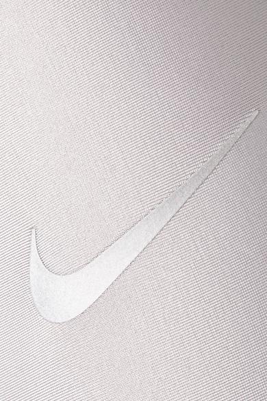 52ce6a816e964 Nike. Speed cropped paneled metallic Dri-FIT stretch leggings. £70 £4930%  OFF. Play
