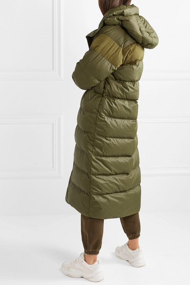 4fa0fe116 Nike | Hooded quilted shell down coat | NET-A-PORTER.COM