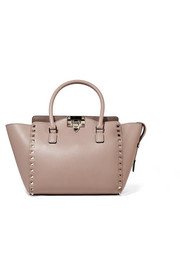 Valentino Garavani The Rockstud leather tote