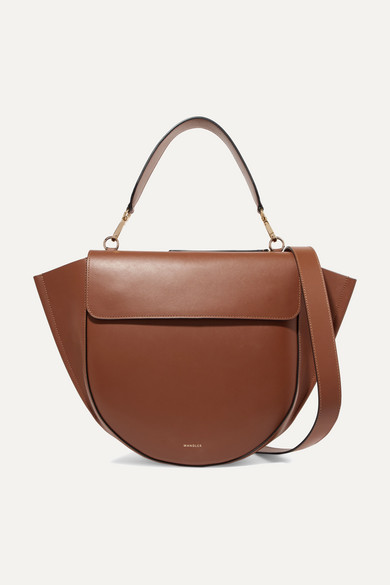 40fb60575 Wandler | Hortensia large leather shoulder bag | NET-A-PORTER.COM