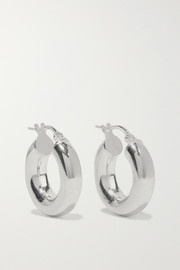 Sophie Buhai Silver hoop earrings