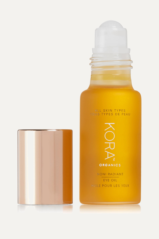 KORA Organics Noni Radiant Eye Oil, 10ml