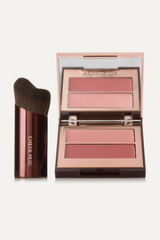 Charlotte Tilbury Pretty Youth Glow and Brush - Seduce Beauty