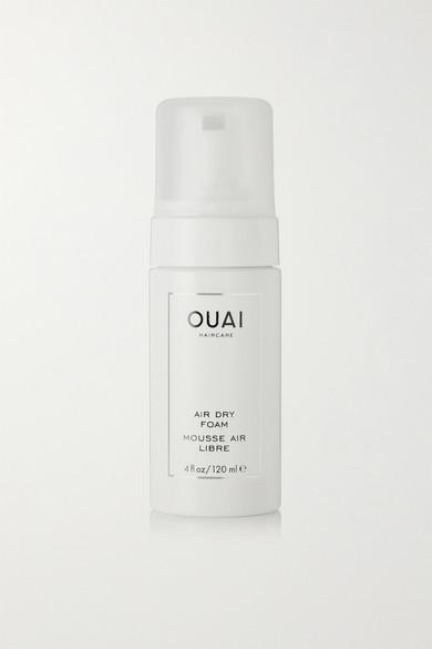 OUAI HAIRCARE AIR DRY FOAM, 120ML - COLORLESS