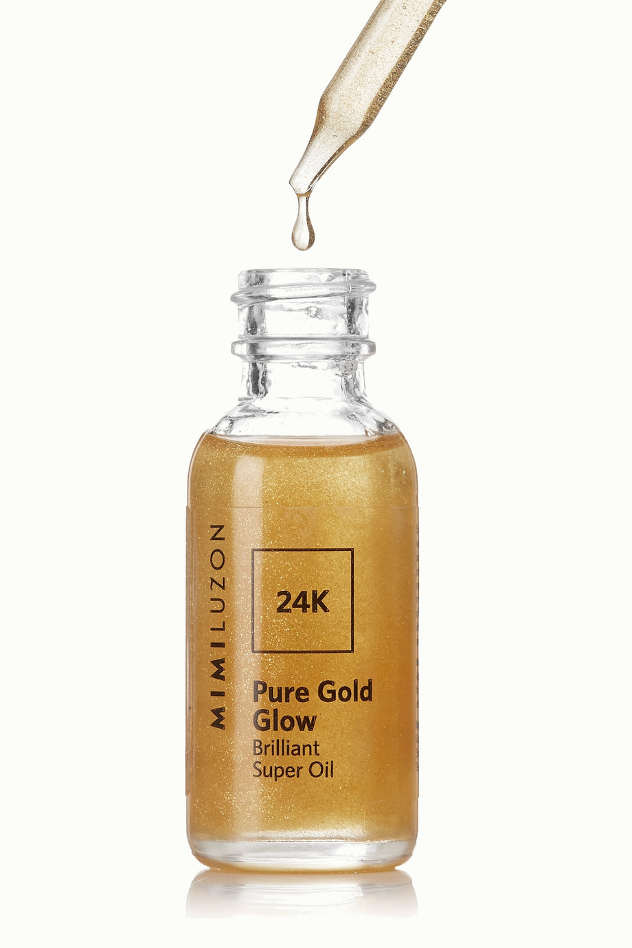 Mimi Luzon 24K Pure Gold Glow Brilliant Super Oil, 30ml