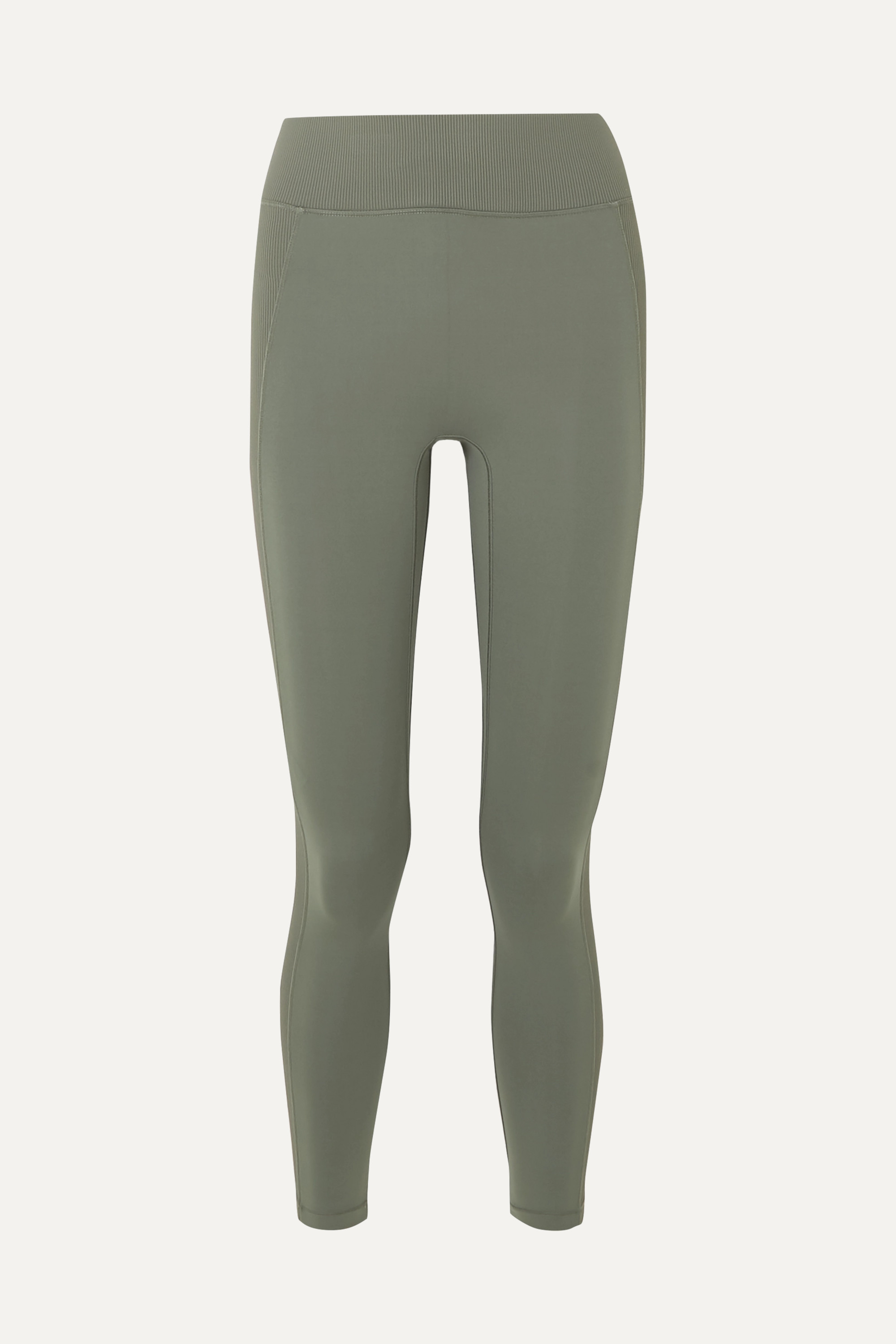 All Access Demo ribbed stretch leggings