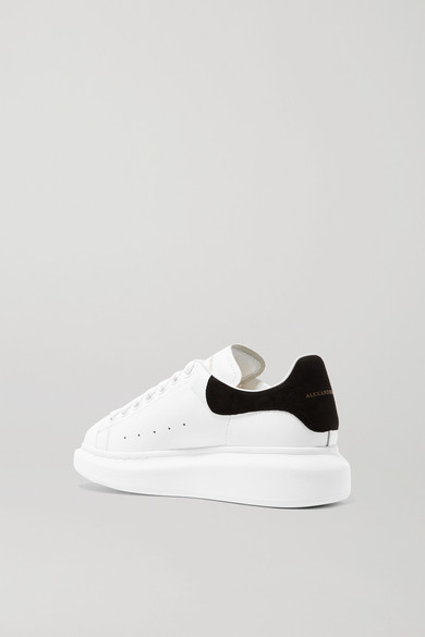 Alexander McQueen   Sneakers aus Leder mit