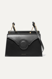 Phoebe leather shoulder bag