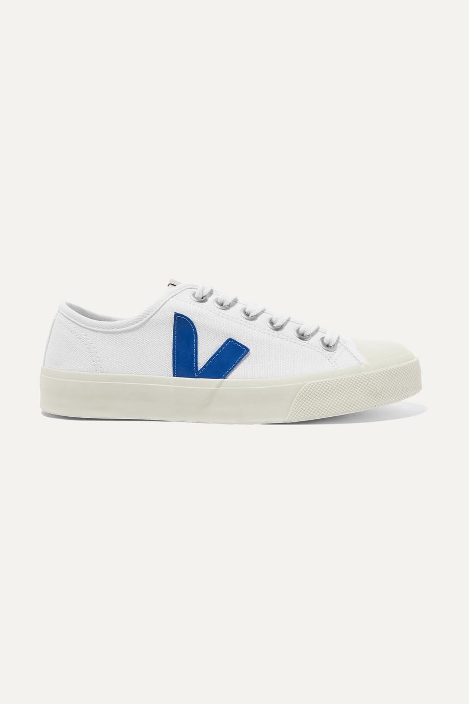 Wata organic cotton-canvas sneakers