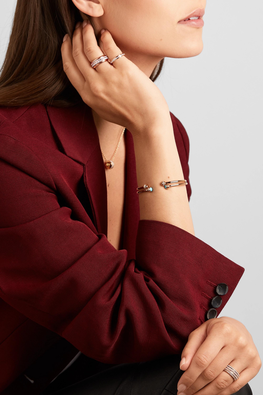Piaget Possession Ring aus 18 Karat Roségold mit Diamanten