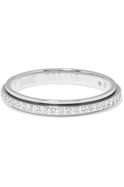 Piaget Possession 18-karat platinum diamond ring