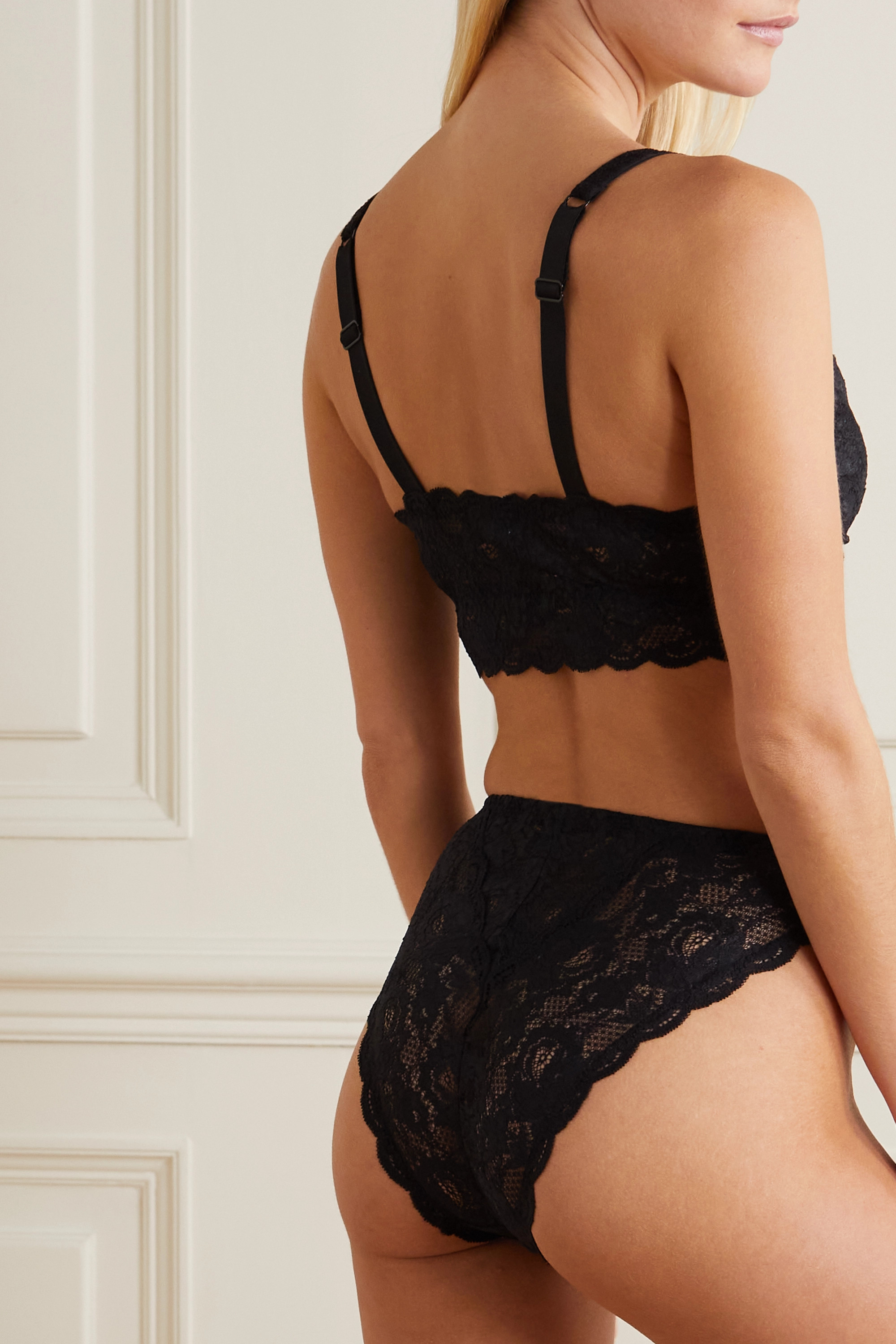 Cosabella Never Say Never India stretch-lace briefs