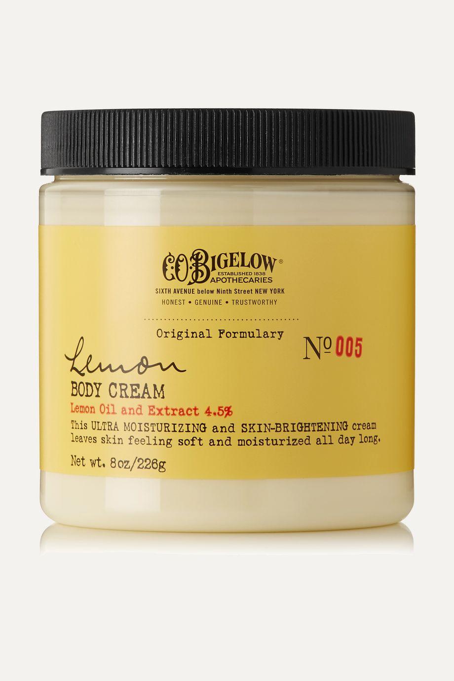 C.O. Bigelow Lemon Body Cream, 226g