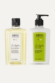 Eucalyptus Body Lotion and Cleanser Set