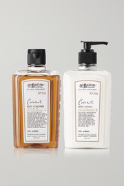 C.O. Bigelow Coconut Body Lotion and Cleanser Set