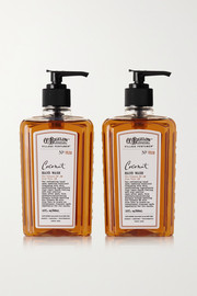 C.O. Bigelow Set of two Coconut Hand Washes, 295ml