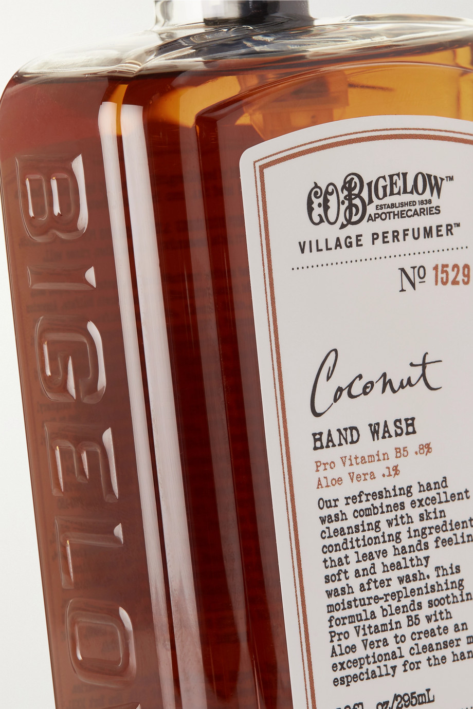 C.O. Bigelow Set de deux savons liquides pour les mains Coconut, 295 ml