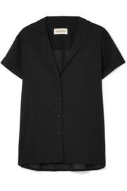 Matteau Cotton-voile shirt