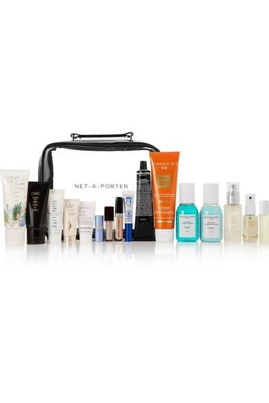 Net-A-Porter Beauty - Jet-a-porter Beauty Kit - Clear