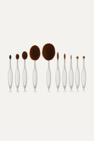Next Generation Elite Mirror 10 Brush Set - Colorless