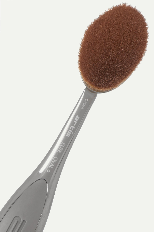 Artis Brush Elite Smoke Oval 6 Brush