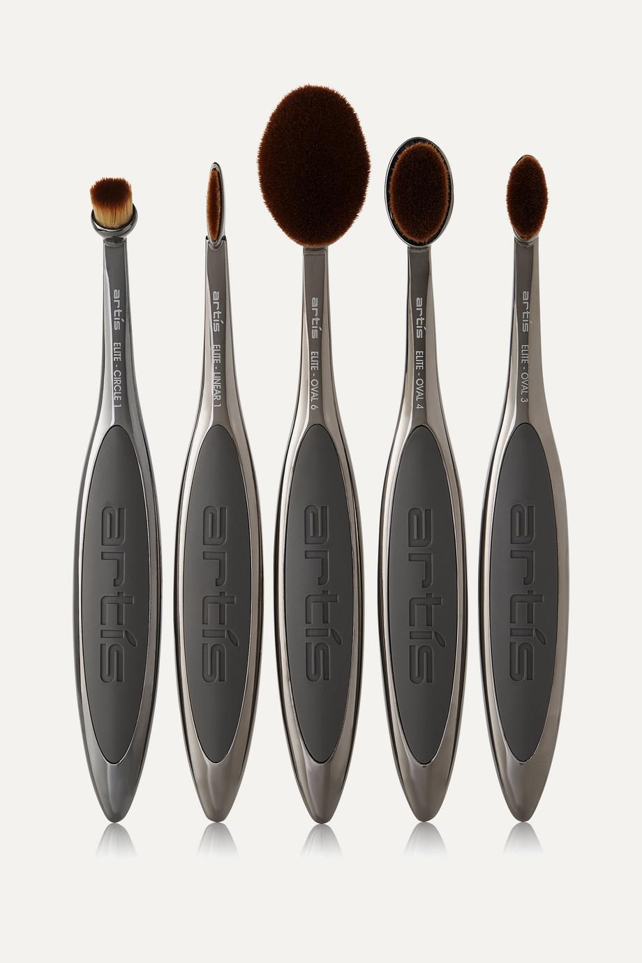 Artis Brush Next Generation Elite Smoke 5 Brush Set