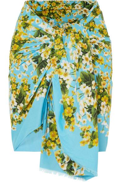 Shop Dolce   Gabbana Beachwear on sale at the Marie Claire Edit 0e2c3afcb8a