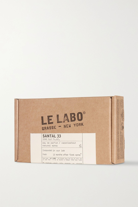 Le Labo Eau de Parfum - Santal 33, 15ml