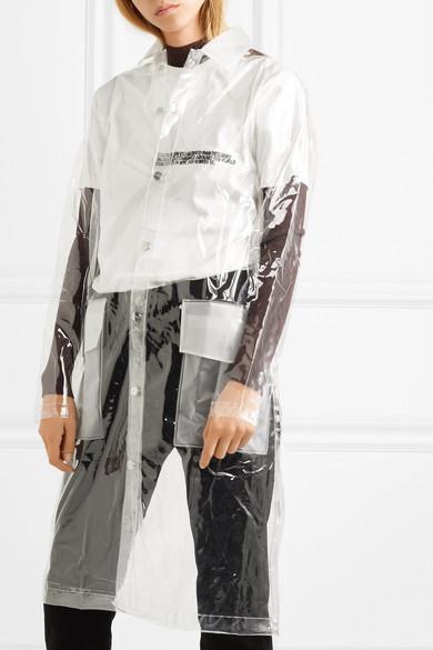 cb4133419eb5bd Rains. Glossed-TPU raincoat