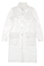 Rains Glossed-TPU raincoat