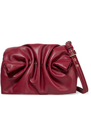 Valentino Valentino Garavani Bloomy studded leather shoulder bag