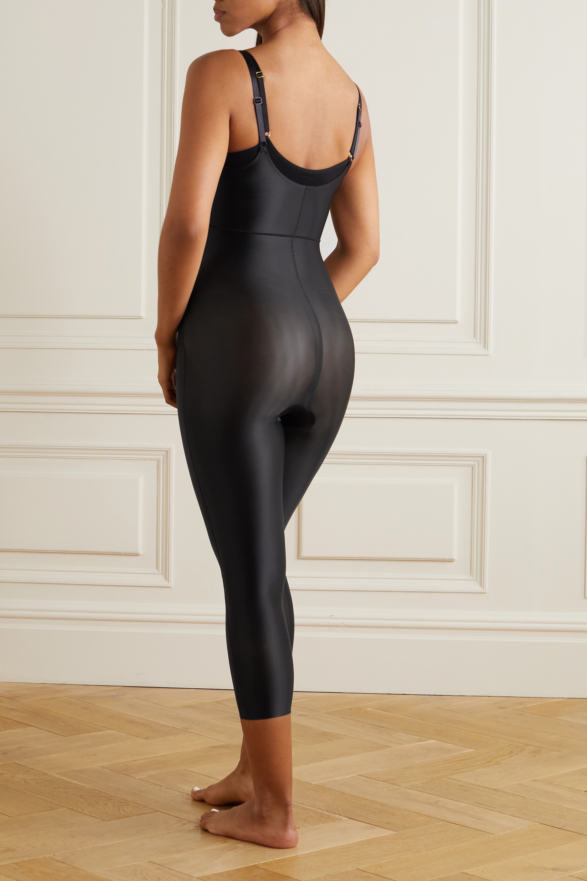 Spanx Suit Your Fancy Body aus Stretch-Material