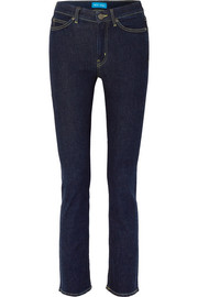 Daily high-rise slim-leg jeans