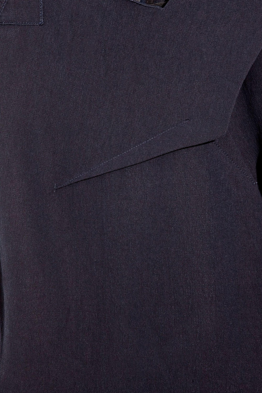 Roland Mouret Manon silk and cotton-blend dress